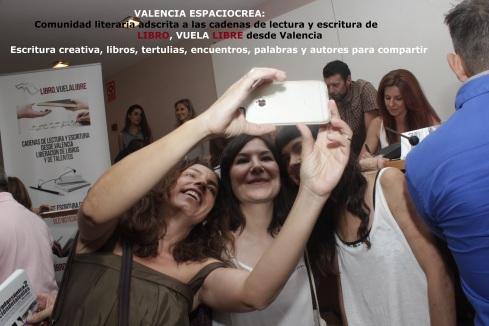 Club de escritores Valencia
