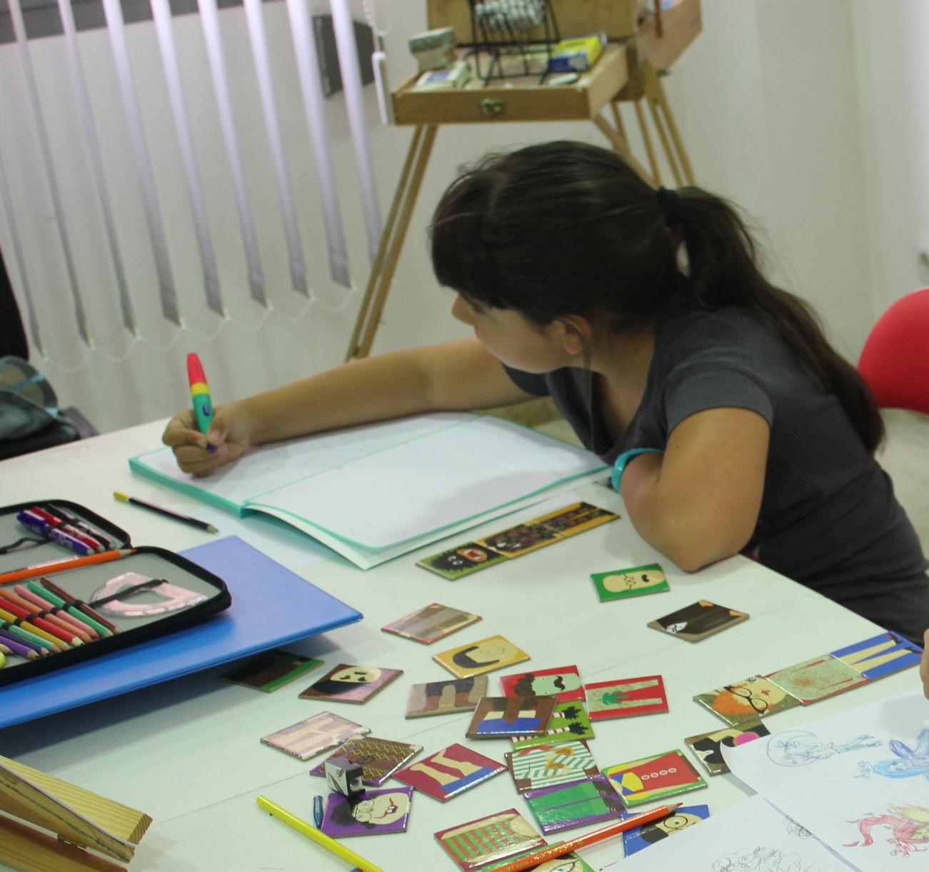 Talleres de escritura cristiana para adolescentes
