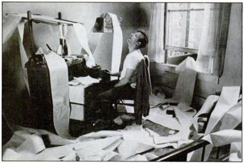 Jack Kerouac  habitaciones
