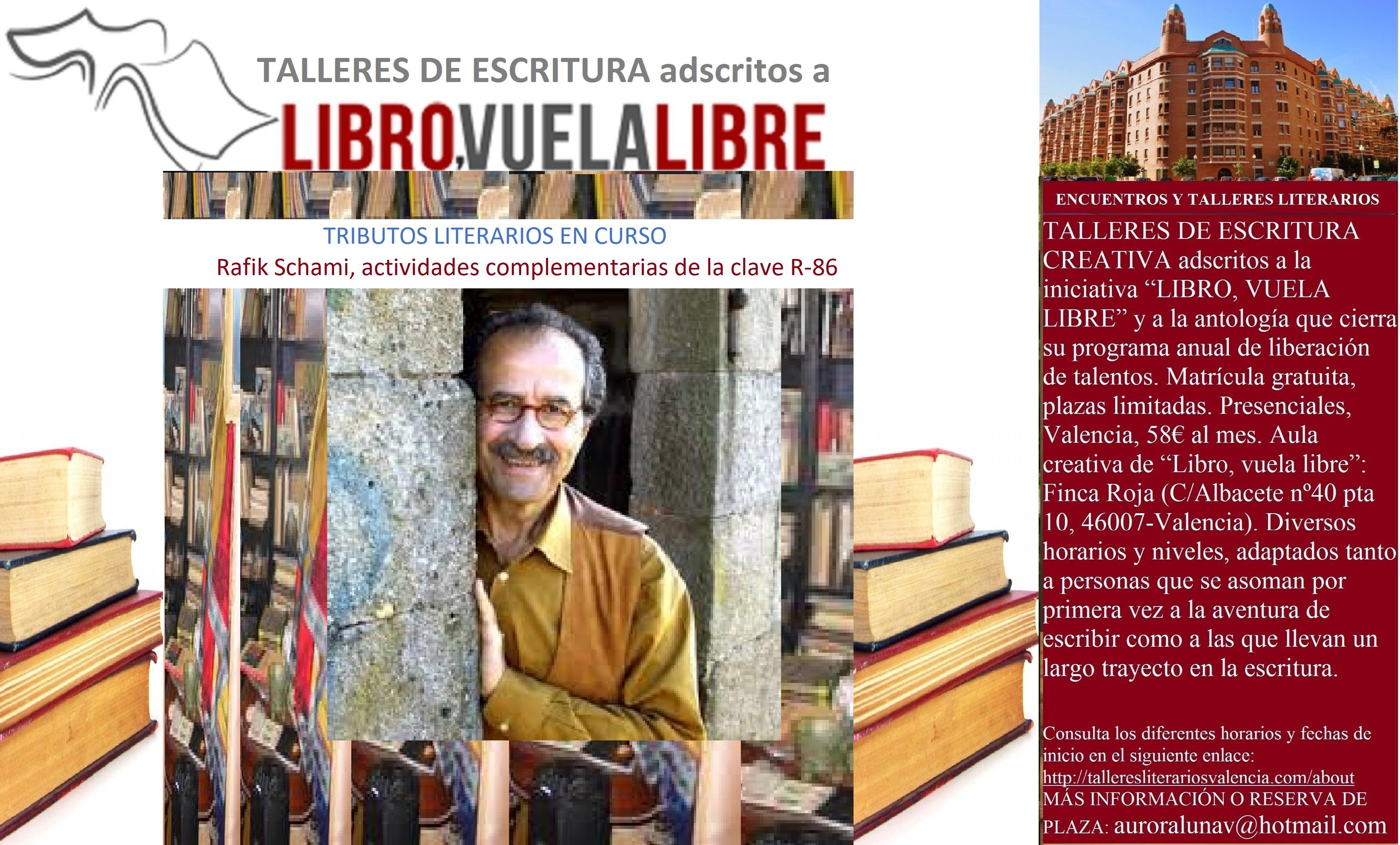 MEMORIAS DE DAMASCO. Taller de escritores, tributos literarios en curso