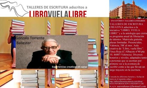 0 Talleres de escritura en Valencia