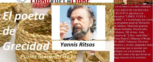 Puzles literaios de la clave S-28 en los talleres de escritura creativa en Valencia