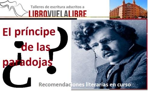 Recomendaciones de lectura en curso de los talleres de escritura de LIBRO, VUELA LIBRE en Valencia