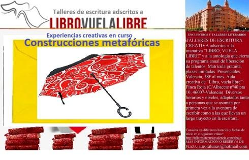 Talleres literarios en Valencia, experiencias creativas de la clave CM-29