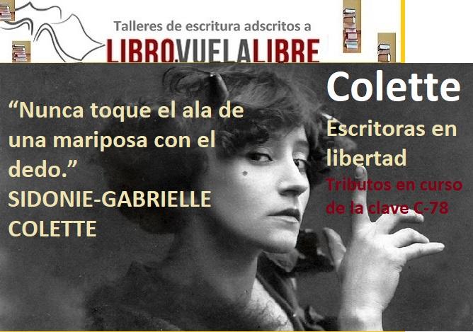 Colette y los juegos literarios de Claudine