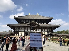 La antología de nuestros talleres creativos en Valencia en los templos de Kioto