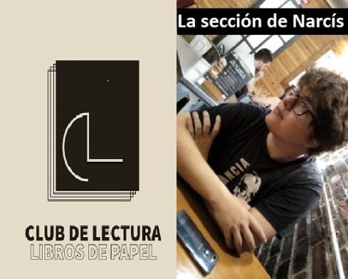 Andreu Blai inaugura sección en el club de lectura de nuestro taller de escritura en Valencia